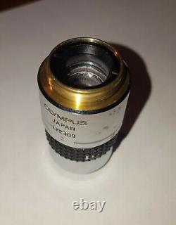 Olympus Splan Fl 2 0,08 160/- Objectif Microscope 122309