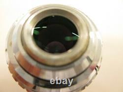 Olympus Splan S Plan Apo Apochromat 4x Objectif Objectif Microscope #2