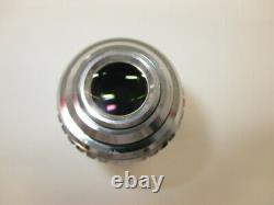 Olympus Splan S Plan Apo Apochromat 4x Objectif Objectif Microscope #4