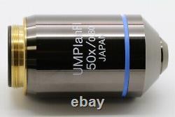 Olympus Umplanfl 50x/0,80 Bd /0 Microscope Objectif Objectifs Objectifs Objectifs Objectifs