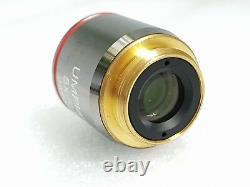 Olympus Umplanfl 5x /0,15 Objectif Du Microscope, Umplanfl