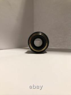 Olympus Uplansapo 20x 0.75 Uis 2 Objectif Microscope Pour Bx CX IX