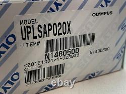 Olympus Uplsap020x Microscope Lens Uplansapo 20x / 0.75 Objectif, N1480500, Nouveau