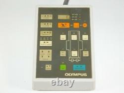 Olympus Vanox Ahbs3 Microscope Objectif Focus Light Controller Unit