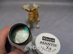 X8 Lentille Objectif Mantis 8x Lentille Microscope Nouveau