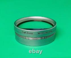 Zeiss 200mm Opm Microscope Chirurgical Objectif Objectif Objectif Objectif 48mm Fil
