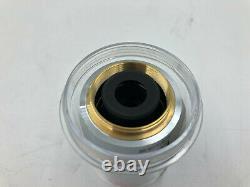 Zeiss Epiplan Neofluar 10x / 0,30 Hd Microscope Objectif Lentille