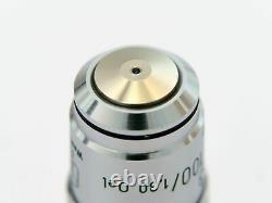 Zeiss West Mikroskop Objektiv Neofluar 100x Ph3 Objectif Objectif De Lentille Microscope Haut